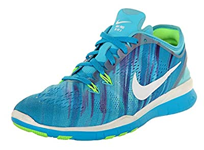 NIKE Men's Free 5.0 Tr Fit 5 Fabric Running Shoe