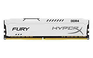 Kingston Technology HyperX Fury White 16GB 3466MHz DDR4 CL19 DIMM Memory HX434C19FW/16 (B07BJJP6KM) | Amazon price tracker / tracking, Amazon price history charts, Amazon price watches, Amazon price drop alerts