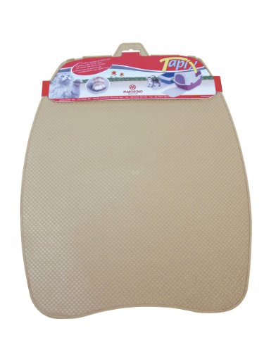 Marchioro Tapix Cat Litter Mat, Tan