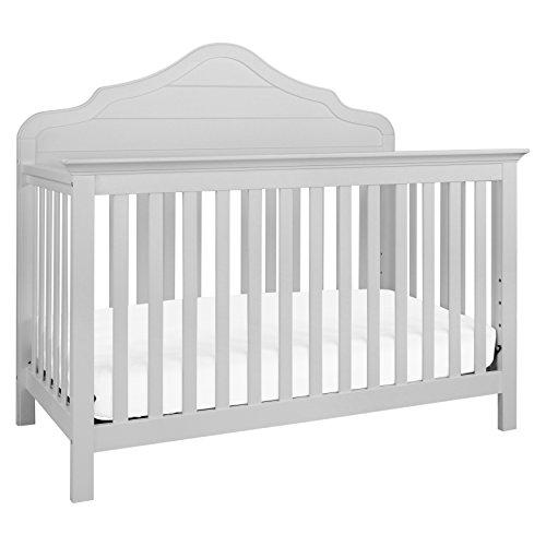 Da Vinci Flora 4-in-1 Convertible Crib Fog Grey