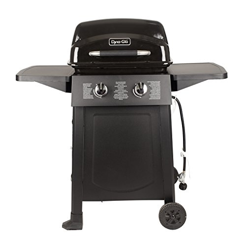 Dyna-Glo DGB300CNP-D 2 Burner Open Cart Propane Gas Grill by Dyna-Glo