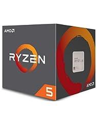 AMD Ryzen 5 1600 Processor with Wraith Spire Cooler (YD1600BB...