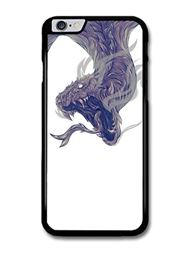 Cool Comic Goth Rock Dragon Illustration Design case for iPhone 6 Plus 6S Plus