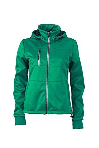 Irish Womens Soft Shell Jacket - 1