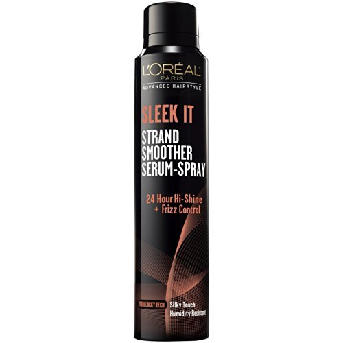 L'Oreal Advanced Hairstyle Sleek It Strand Smoother Serum...