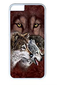 Find 9 Wolves PC for Case For Sam Sung Note 4 Cover and Case For Sam Sung Note 4 Cover inch White