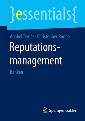 Reputationsmanagement: Banken (essentials) (German Edition)