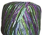 Crystal Palace - Party Ribbon Knitting Yarn - Deep Sea (# 8100)