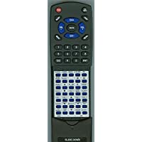 Replacement Remote Control for RCA 262535, RS2625