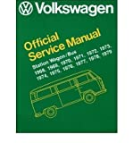BY Volkswagen of America ( Author ) [ Volkswagen Station Wagon/Bus Official Service Manual: Type 2 (Volkswagen Service Manuals) By Volkswagen of America ( Author ) Aug - 01- 2010 ( Hardcover )  ]