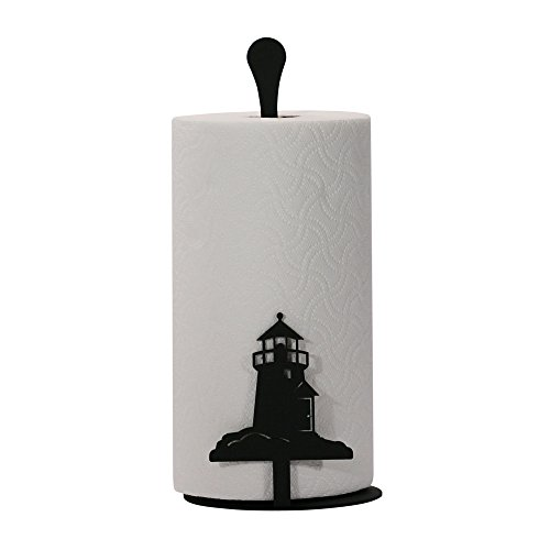 Lighthouse - Paper Towel Stand Home Kitchen Furniture