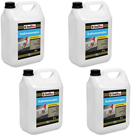 20 liter kaliwaterglas 2830primer primer waterglas afdichting muurafdichting beton vorstbescherming ondergrond
