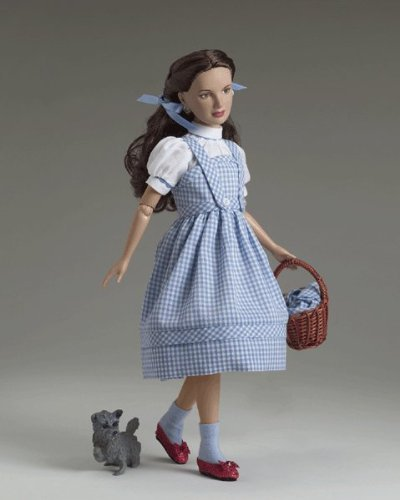 Tonner Wizard Of Oz Dolls (Dorothy from the Wizard of Oz by Robert Tonner by Robert Tonner Doll Company)