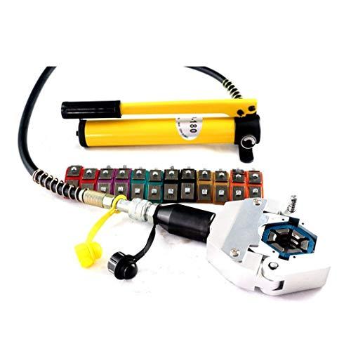 SD-7842B Handheld Hydraulic Hose Crimping Tool AC Repair Tools Hose Crimper Hose Crimping Machine (Hose Machines Crimping)