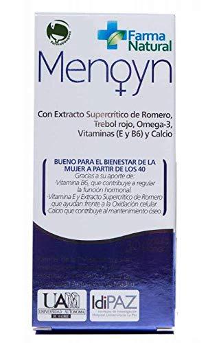 Menoyn 30 cápsulas de Zentrum