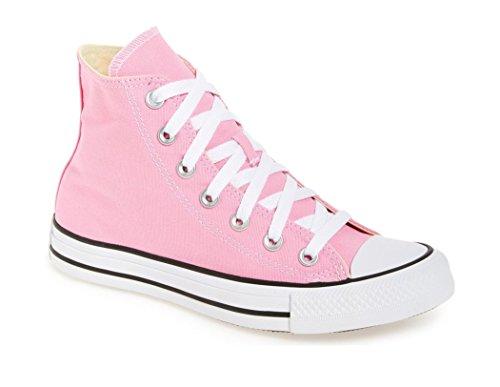 Converse Chuck Taylor All Star - Zapatillas de tela, unisex Icy Pink
