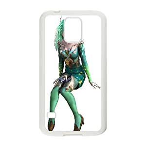 Rydia Final Fantasy Samsung Galaxy S5 Cell Phone Case White MSY199342AEW