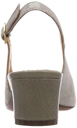 Chie Mihara Women's NELA Sling Back Heels, Grey (Stella Grey-Arles Grey),2 UK (35 EU)