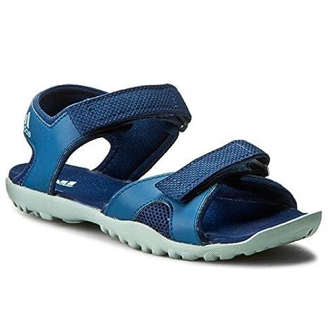 adidas Unisex Kinder Sandplay Od K Sport Sandalen, Blau