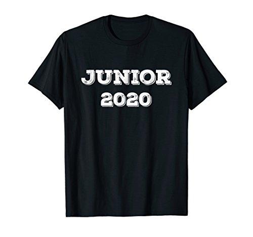Junior 2020 Back to School Graduation T-Shirt