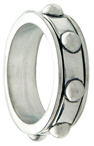 - Bico Nugget Spinning Ring (R4 XXXL34 US Size 13) Street Jewelry