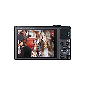 Canon PowerShot SX620 HS Digital Camera – Black