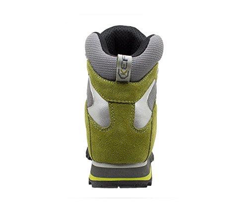 Kefas - Blaze 3451 - Botas de senderismo Hombre Green - Dk.Grey