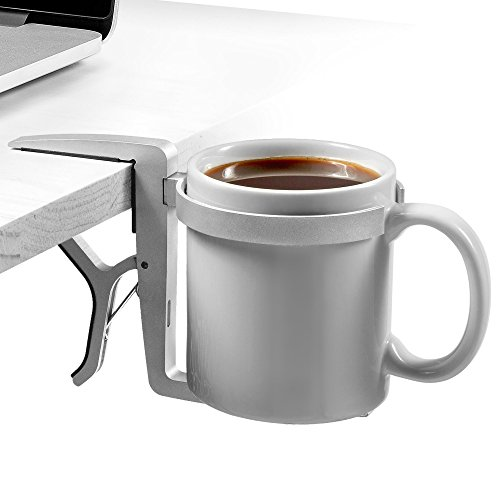 Vector Cup Holder / Vector Drink Holder - Clip-on, Clamp-on,