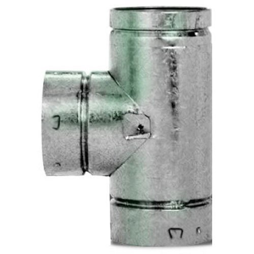SELKIRK CORP 103100 Gas Vent Tee, 3-Inch 3 Inch Special Gas Vent