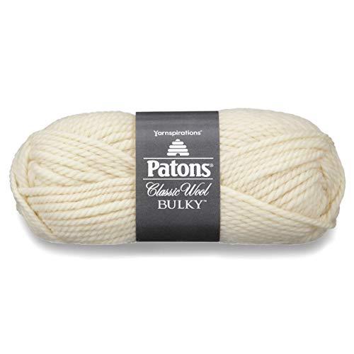 Patons Classic Wool Bulky Yarn (89008) Aran ()