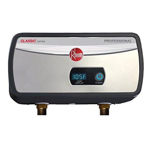 Rheem RTEX-04 120V 1 Heating Chamber Residential Tankless Water Heater
