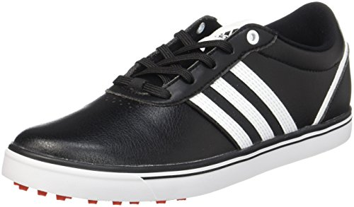 Adidas W adicross V Golf Schuhe mehrfarbig (Schwarz/Weiß/Rot)