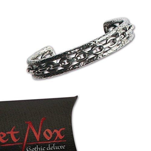 «chained etNox-bracelet argent 925 bracelet a333 ()»
