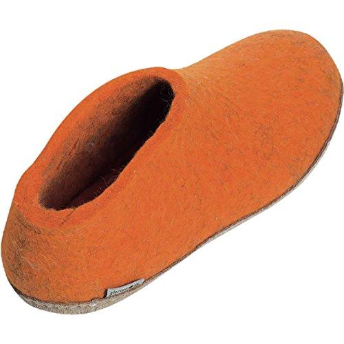 Slippers Woman Slippers Glerups Orange Woman Orange Glerups Orange qHpSZxE