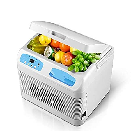 Family in Mini Nevera,Escritorio refrigerador Coche,12l Nevera ...