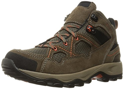 n's Afton Hiker 83410 Steel Toe Work Boot, Gray, 14 D US (Afton Leather)