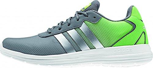 Adidas Cloudfoam Speed AW4909, Zapatillas Hombre, Gris / Plateado / Blanco (Gris / Plamat / Ftwbla)