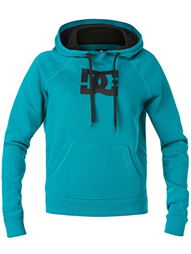 DC shoes star pH sweat-shirt pour femme, taille xS (eDJSF03000 bluegrass