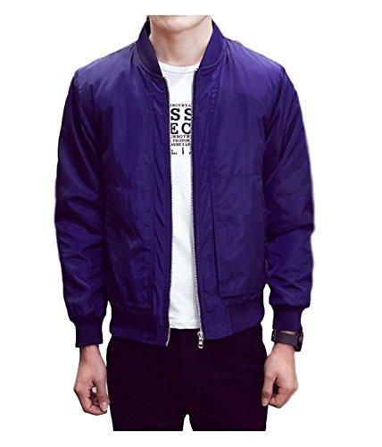 [アパンプ] メンズ ジャケット クール ma-1 薄手 アウター M ? XL