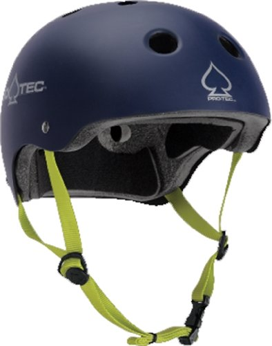 Game / Play Matte Blue, Medium - Protec Classic Helmet, water, snow, cpsc, pro-tec, bike, sizing, review Toy / Child / Kid
