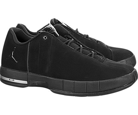 1504448e0a37bc Jordan Nike Men s TE 2 Low Basketball Shoe 12 Black