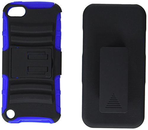 Eagle Cell Armor Case/Kickstand with Holster for iPod touch 5