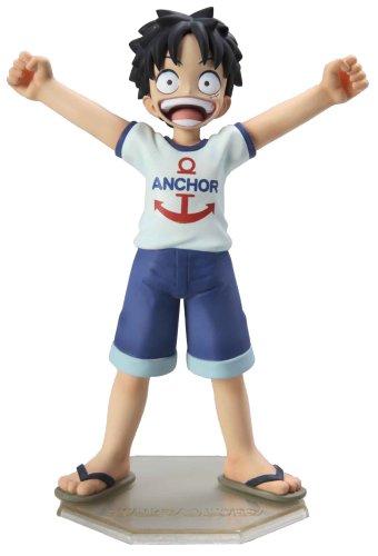 One Piece Portrait of Pirates MILD Monkey D. Luffy 1/8 Scale PVC Figure