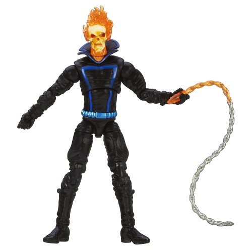 Marvel Universe Series 5 Action Figure #20 Ghost Rider 3.75 Inch ()