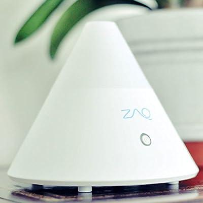 ZAQ Noor Multi Color Litemist Aromatherapy Essential Oil Diffuser