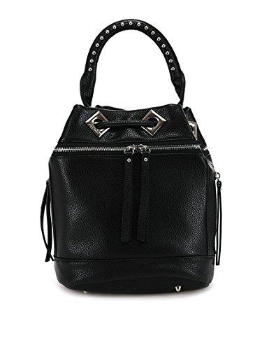 la carrie bag, Cartable pour Femme noir noir