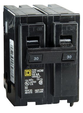 Homeline Circuit Breaker 30 Amp Bulk by Square D