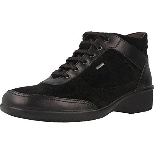Negro Mujer Color Paseo Zapatos Para Ii Mujer Stonefly Stonefly Marca Modelo Negro Eq5xtFxzw