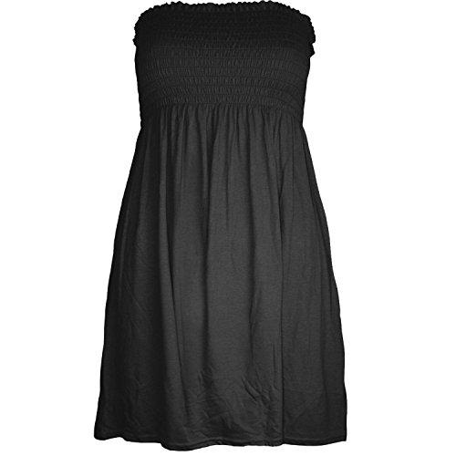 taille s taille 22 fin manche robe t 8 sexy Mlange bretelles uni plage sans bandeau haut Multicolore femmes dcontract de de sans lot femme grande haut nouvelles haut m wwxI4npgRq
