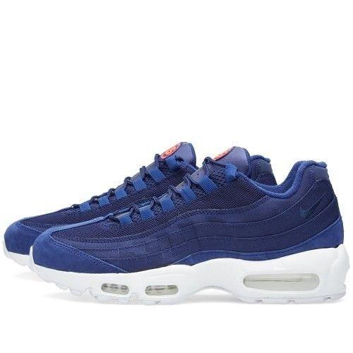 sale retailer 94862 5b988 Nike AIR MAX 95   Stussy Loyal Blue-Loyal Blue-White SZ 11 Rare!   834668-441   Amazon.ca  Shoes   Handbags